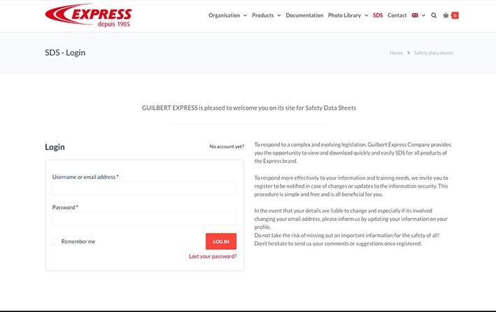 Express SDS
