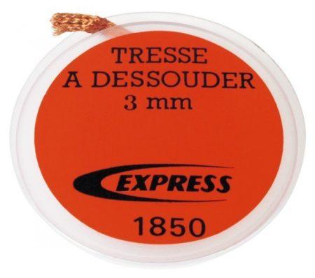 Tresse à dessouder Réf. 1850