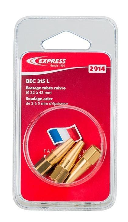 Bec 315L Réf. 2914 sous blister