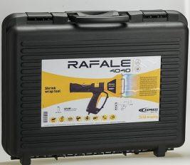 Pistolet de rétraction Rafale Réf. 4040 dans sa mallette