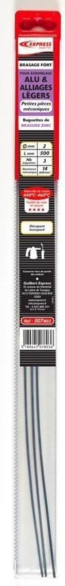 Baguettes de Brasure Réf. 507803