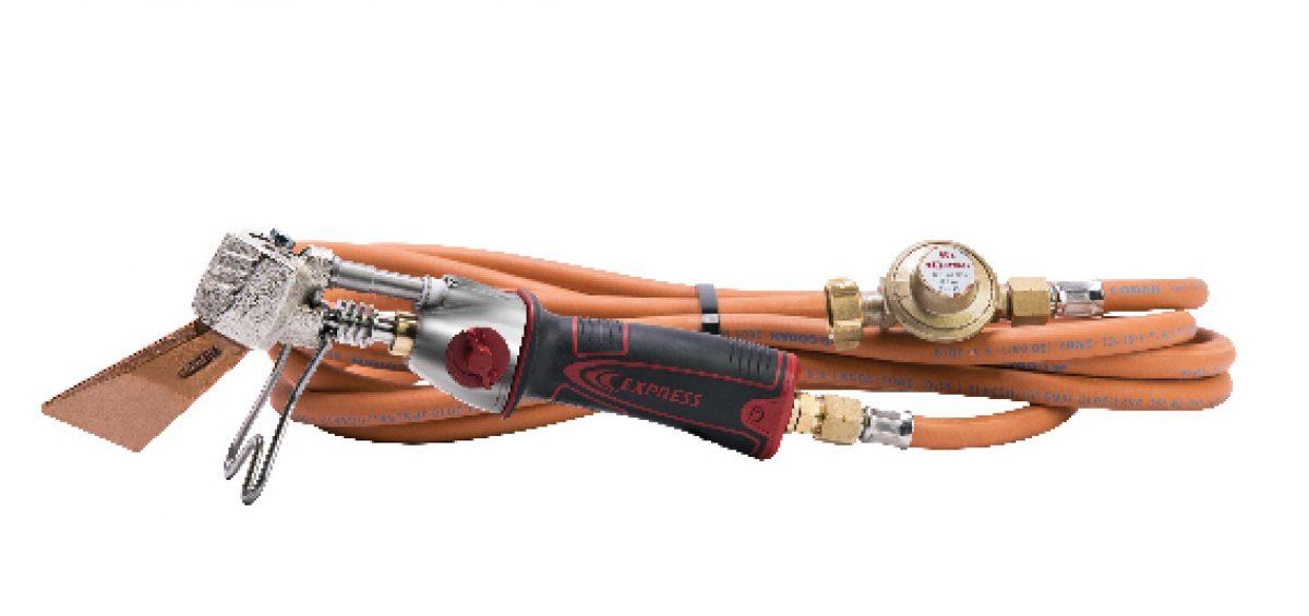 Le nouveau fer de couvreur Express Réf. 6367/8