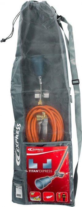Pack étancheur Titan' Express Réf. 6423 dans son sac