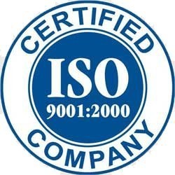 Certified ISO 9001:2000