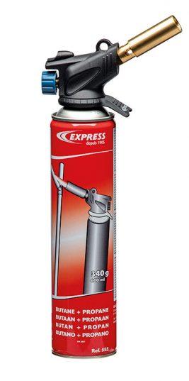 Lampe à souder à cartouche pour plombier Réf. 342