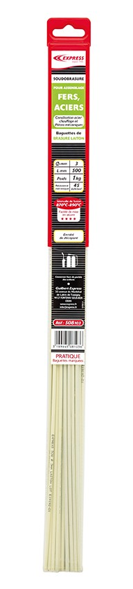 Baguettes de Brasure Réf. 508103