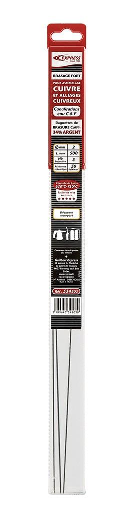 Baguettes de brasures Réf. 534803