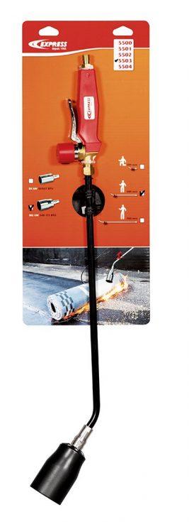 Chalumeau d'étanchéité acier Réf. 5503 sur cartonnette