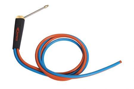 Manche et tuyaux prémontrés Réf. 2991 pour poste Oxy-Kid 2901