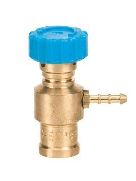 Robinet oxygène Réf. 2993 pour poste Oxy-Kid 2901