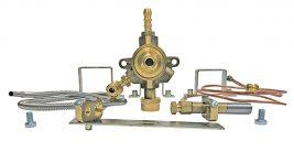 Thermocouple veilleuse Réf. 9828 et son kit de fixation