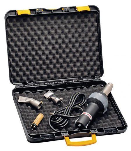 Valistette pistolet air chaud électrique 2011 et ses accessoires